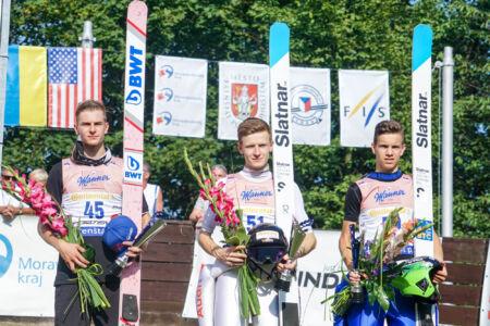 Eetu Nousiainen, Fabian Seidl, Zak Mogel - sCoC Frenštát 2018