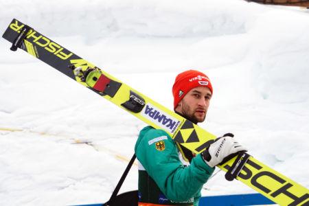 Markus Eisenbichler - PŚ Oberstdorf 2019