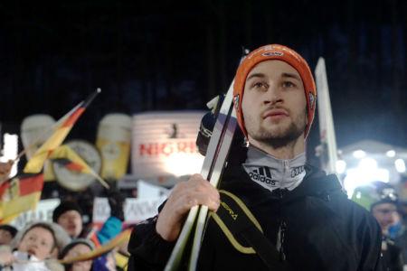 Markus Eisenbichler - WC Willingen 2018