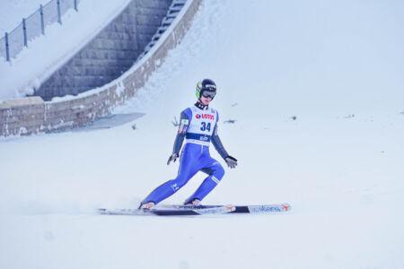 Ernest Prišlič - FIS Cup Zakopane 2019