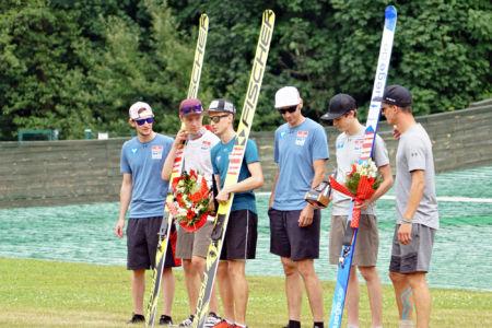 FIS Cup Szczyrk 2019 - Team Austria
