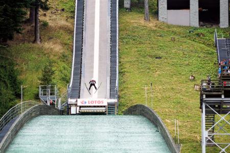 FIS Cup Szczyrk 2019 - Artti Aigro