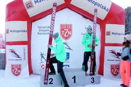 FIS Cup Zakopane 2017 - Matjaž Pungertar, Timi Zajc