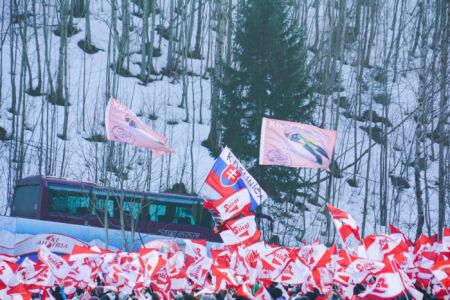 Flags - WC Tauplitz Bad Mitterndorf 2018
