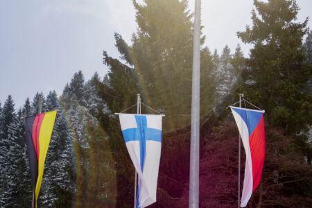 Flags - WC Willingen 2018