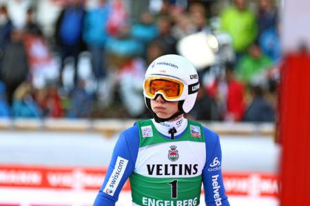 Gabriel Karlen - WC Engelberg 2019
