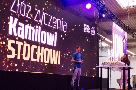 Go Active Show 2019 - Urodziny Kamila Stocha
