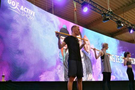 Go Active Show 2019 - Stefan Hula