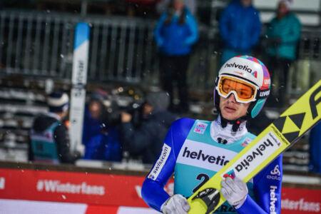 Gregor Deschwanden - WC Engelberg 2018