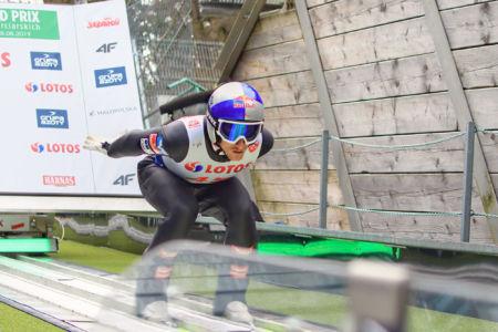 Gregor Schlierenzauer - SGP Zakopane 2019