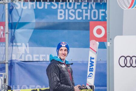 Gregor Schlierenzauer - WC Bischofshofen 2018