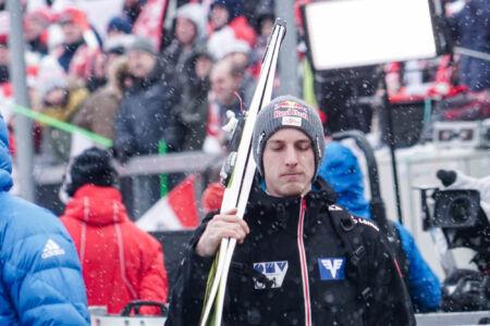 Gregor Schlierenzauer - WC Oslo 2018