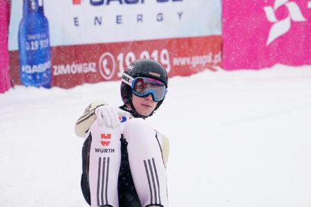 Julian Hahn - COC Zakopane 2017