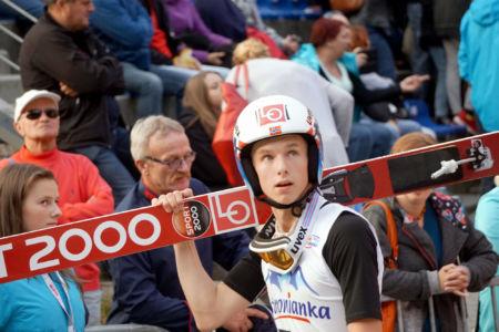 Halvor Egner Granerud - sCOC Wisla 2016