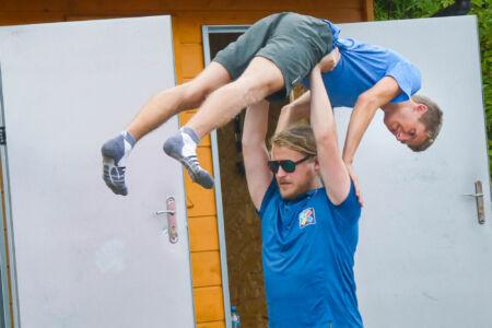 Halvor Egner Granerud, Andreas Vilberg - SGP Wisła 2018