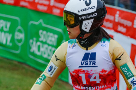 Haruka Iwasa - WSGP Klingenthal 2018
