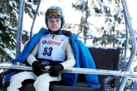 Hunor Farkas - FIS Cup Zakopane 2017