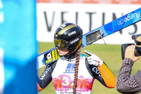 Irina Avvakumova - WSGP Klingenthal 2021