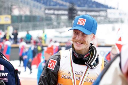 Robert Johansson - WC Planica 2018