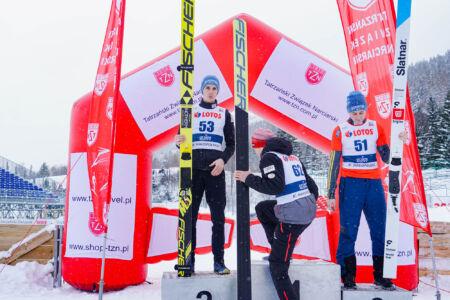 Jaka Hvala, Cene Prevc - FIS Cup Zakopane 2019