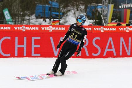 Jakub Wolny - WC Willingen 2020