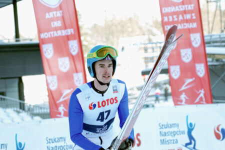 Jan Mayländer - FIS Cup Zakopane 2017