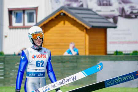Janni Reisenauer - FIS Cup Szczyrk 2018