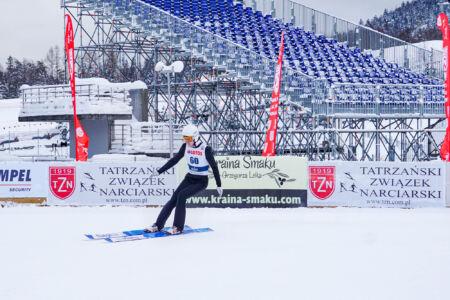 Janni Reisenauer - FIS Cup Zakopane 2019