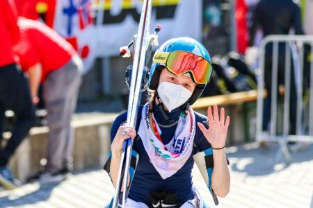 Jenny Rautionaho - WSGP Klingenthal 2021