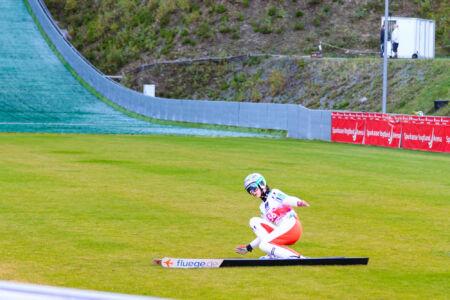 Jerneja Brecl - WSGP Klingenthal 2021
