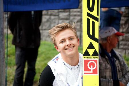 Joacim Ødegård Bjøreng - sCoC Wisła 2016