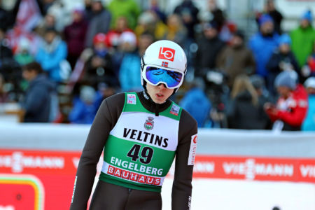 Johann André Forfang - WC Engelberg 2019