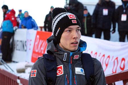 Johann André Forfang - WC Ruka 2018