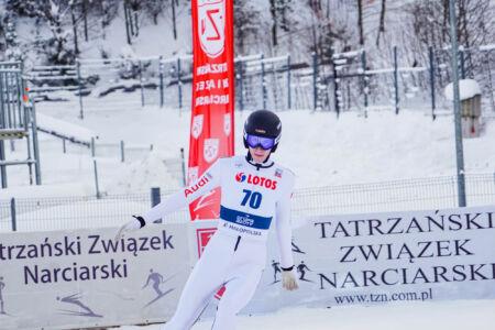 Johannes Schubert - FIS Cup Zakopane 2019