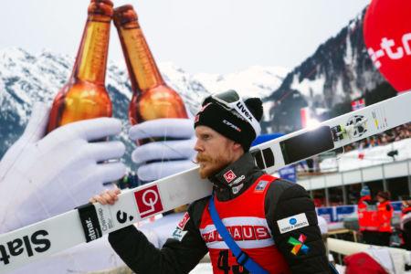 Robert Johansson - WC Oberstdorf 2019