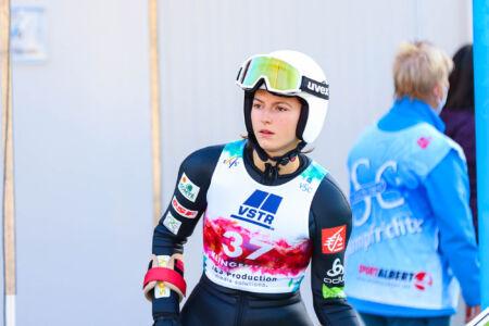 Joséphine Pagnier - WSGP Klingenthal 2021