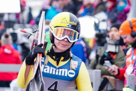 Julia Kykkänen - WWC Oslo 2018