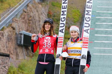 Julia Mühlbacher, Hannah Wiegele - WsCoC Oslo 2021