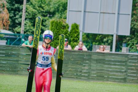 Julian Wackernell - FIS Cup Szczyrk 2018