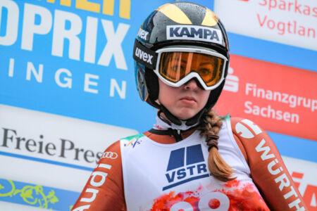Juliane Seyfarth - WSGP Klingenthal 2018