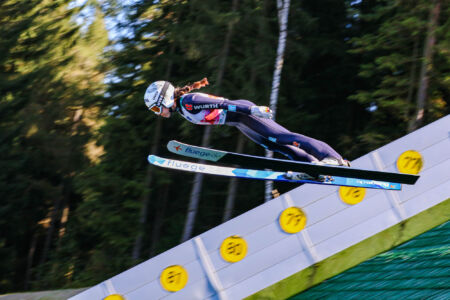 Juliane Seyfarth - WSGP Klingenthal 2021