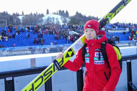Junshirō Kobayashi - WC Garmisch-Partenkirchen 2018