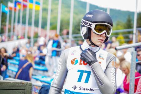 Justin Nietzel - FIS Cup Szczyrk 2018