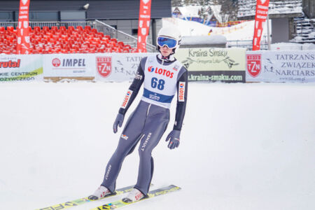 Kacper Juroszek - FIS Cup Zakopane 2019