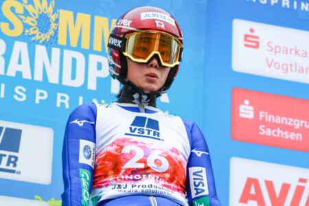 Kaori Iwabuchi - WSGP Klingenthal 2018