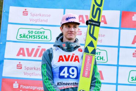 Karl Geiger - SGP Klingenthal 2018