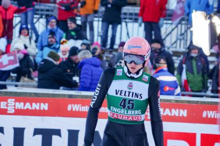 Karl Geiger - WC Engelberg 2018