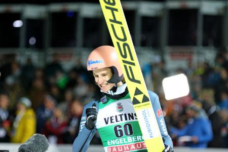 Karl Geiger - WC Engelberg 2019