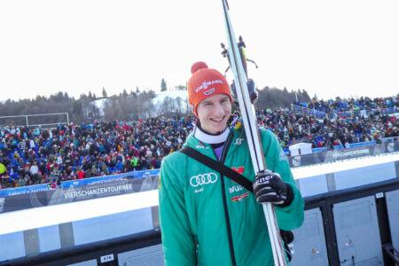 Karl Geiger - WC Garmisch-Partenkirchen 2018