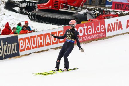 Karl Geiger - WC Willingen 2020